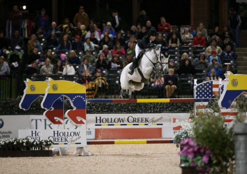 Cynar VA tweede in GP Tryon