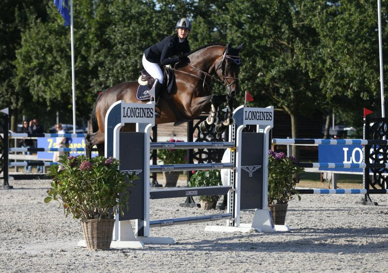 Czech victory in first qualification for 6-year-old horses