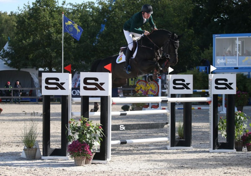 47 combinations to final for 5-year-old horses