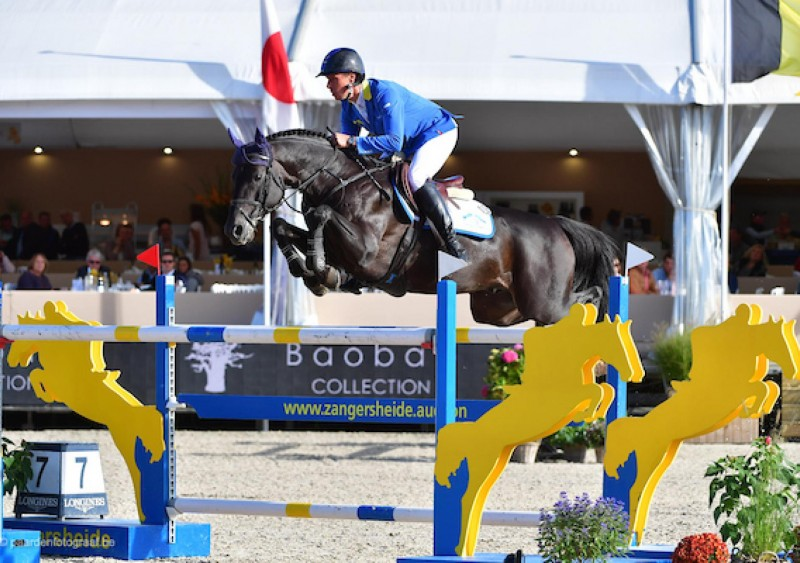 Solid Gold Z immediately jumps to 3rd place in St. Tropez!