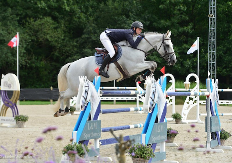 Kingston Town 111 Z shines in Aachen!