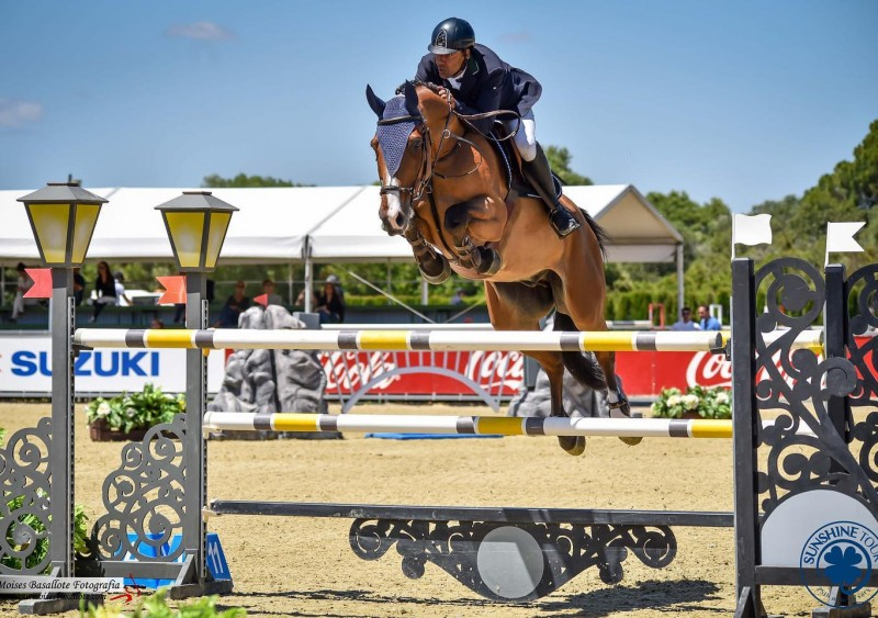 GP win for Belano VD Wijnhoeve Z at the Sunshine Tour!