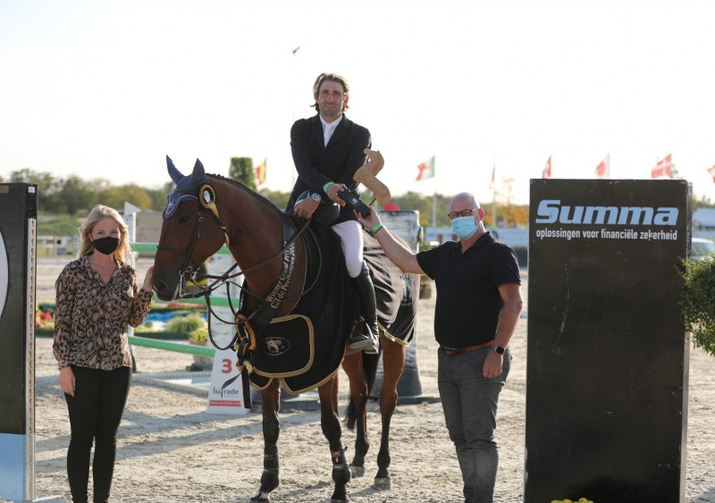 Fairness Hero Z shines in Kronenberg GP!