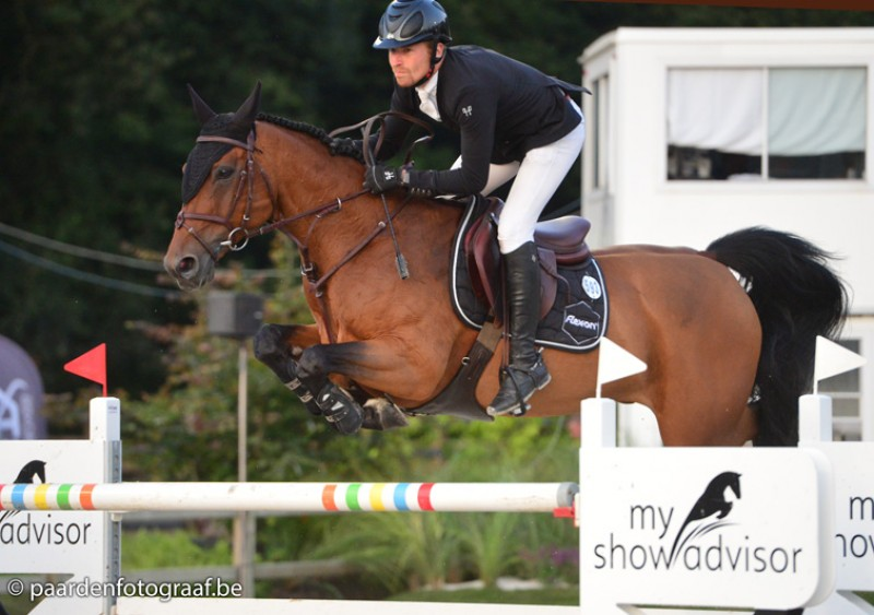 CSI3* GP Vilamoura: Atome Z ends on a real high