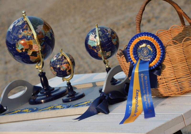 FEI / WBFSH Jumping World Breeding Championship for Young Horses